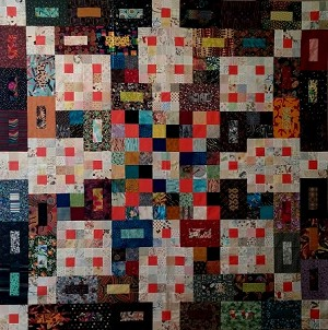 Symmetry Square - Mystery 2016 - (e-pattern)