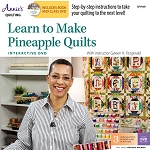 Learn to Make Pineapple Quilts