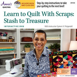 Learn to Quilt with Scraps